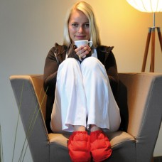 SISSEL Lanene papuče, Linum Relax